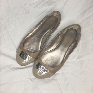 COACH LONDON Designer Shoes Comfort Ballet Flats